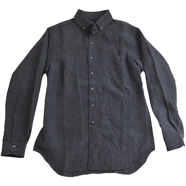 3d_2aa_da_linen_houndstooth_shirt